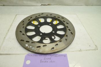 ZONTES ZT125 - 8A BREAKING.  FRONT BRAKE DISC  (CON-C)
